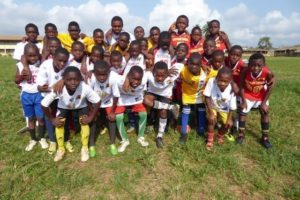 CameroonFDP Football Festival 25th Nov 2017