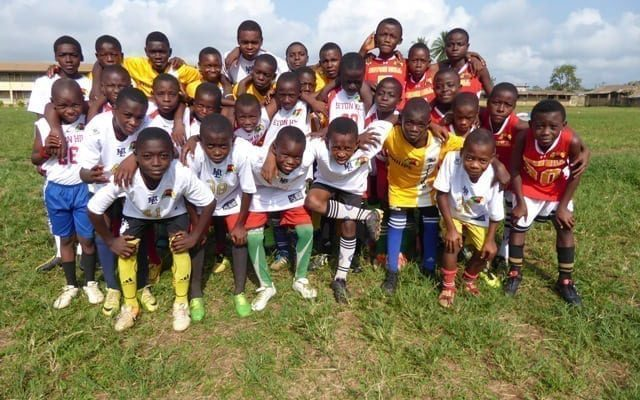 CameroonFDP Football Festival 25th Nov 2017